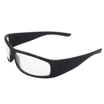 17920 ERB Boas XTreme Black frame, Clear lens Eye Protection