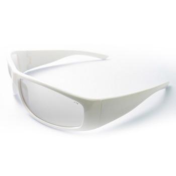 17929 ERB Boas XTreme White frame, silver mirror lens Eye Protection