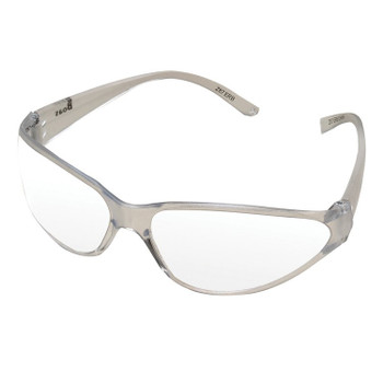 16400 ERB Sport Boas Gray frame, Clear Anti-fog lens Eye Protection