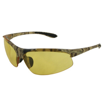 18616 ERB Commandos Camo frame, Amber, lens Eye Protection