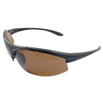 18617 ERB Commandos Black frame, Polarized lens Eye Protection