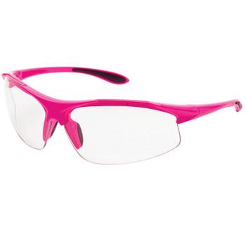 18618 ERB Ella Pink frame, Clear lens Eye Protection