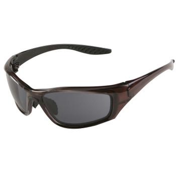 17913 ERB 8200 Brown frame, Polarized lens Eye Protection