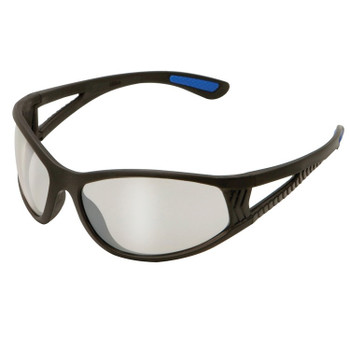 16670 ERB ERBAN Black frame, Clear lens Eye Protection