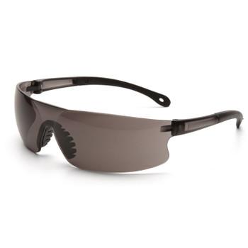 15531 ERB Invasion Black frame, Smoke lens Eye Protection
