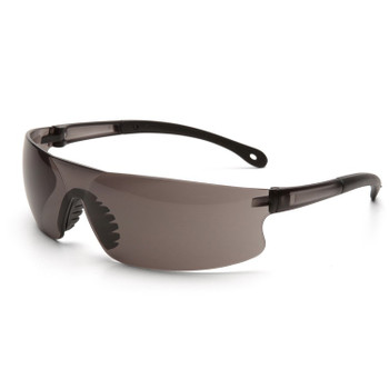15532 ERB Invasion Black frame, Smoke Anti-fog lens Eye Protection