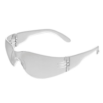 17500 ERB Economy IProtect Clear frame, Clear lens Eye Protection
