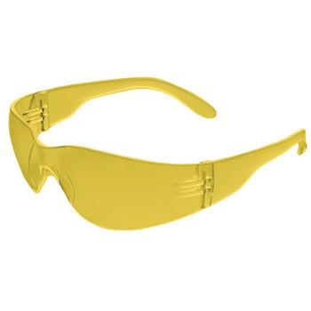 17512 ERB IProtect Amber frame, Amber Anti-Fog lens Eye Protection