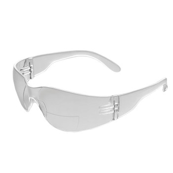 17990 ERB IProtect Clear lens 2.5 Reader Eye Protection
