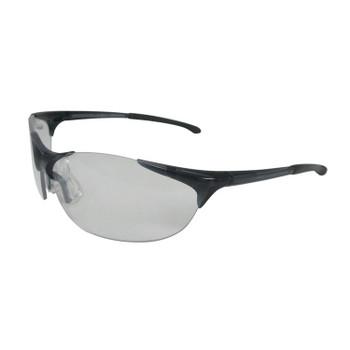 16805 ERB Keystone Black frame, Clear lens Eye Protection