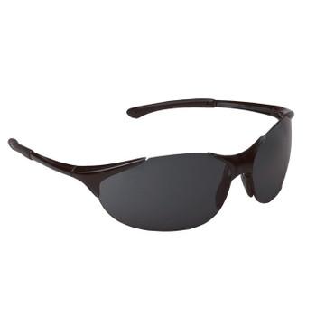 16806 ERB Keystone Black frame, Smoke lens Eye Protection
