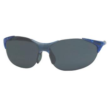 16811 ERB Keystone Blue frame, Smoke lens Eye Protection