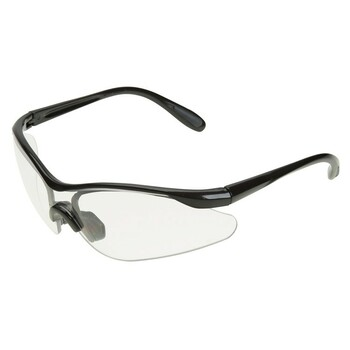 16855 ERB Maltese Black frame, Clear lens Eye Protection