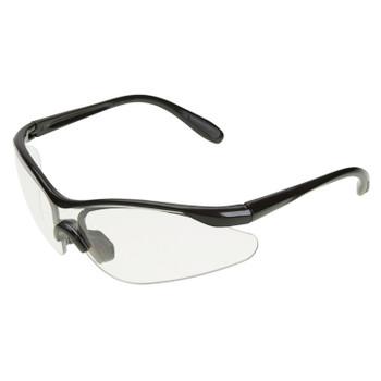 16860 ERB Maltese Black frame, Clear Anti-fog lens Eye Protection