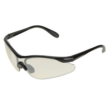 16857 ERB Maltese Black frame, In Out Mirror lens Eye Protection