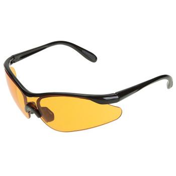 16859 ERB Maltese Black frame, Orange lens Eye Protection