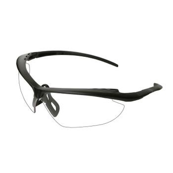 17974 ERB Nightfire Black frame, Clear lens Eye Protection