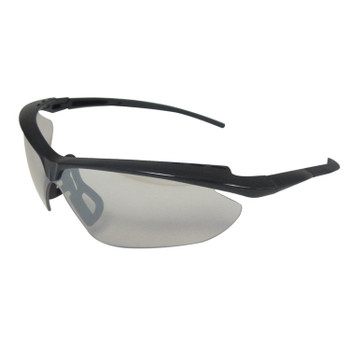 17984 ERB Nightfire Black frame, In/Out Mirror lens Eye Protection