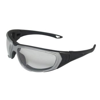 18000 ERB NT2 Solid foam liner, Gray frame, Clear Anti-Fog lens Eye Protection