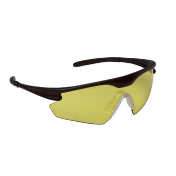 16702 ERB Point Black frame, Amber lens Eye Protection