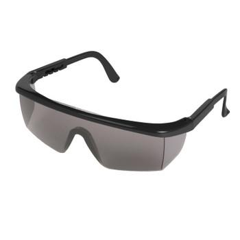 15201 ERB Sting-Rays Black frame, Smoke lens Eye Protection