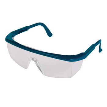 15202 ERB Sting-Rays Blue frame, Clear lens Eye Protection