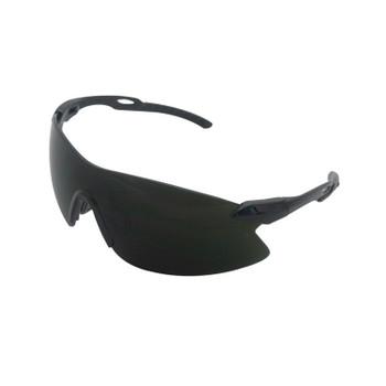 15425 ERB Strikers Black/Silver frame, IR5 Shade lens Eye Protection