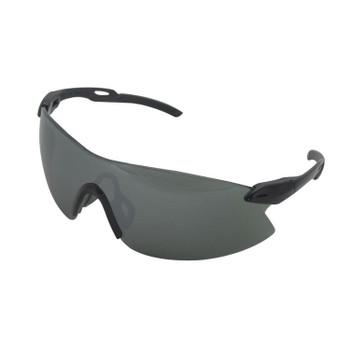 15423 ERB Strikers Black/Silver frame, silver mirror lens Eye Protection