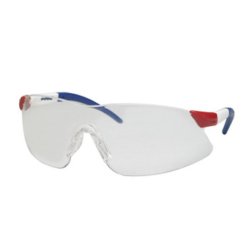15427 ERB Strikers Red/White/Blue frame, Clear lens Eye Protection
