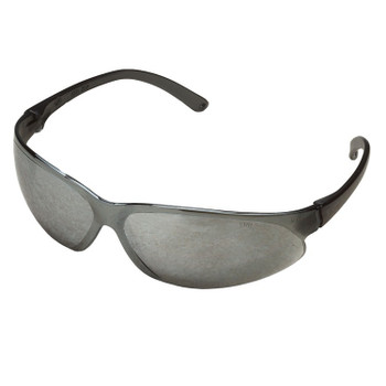 16504 ERB SupERBs Smoke Silver Mirror frame, In Out Mirror lens Eye Protection