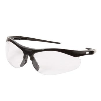 16715 ERB Survivors Black frame, Clear lens Eye Protection
