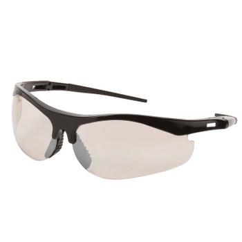 16719 ERB Survivors Black frame, In/Out Mirror lens Eye Protection