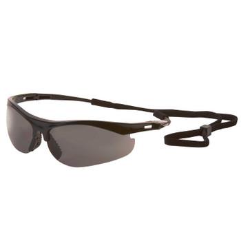 16721 ERB Survivors Black frame, Smoke Anti-fog lens Eye Protection