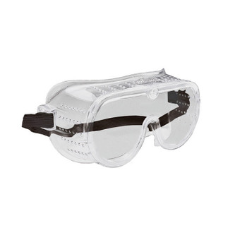15143 ERB 116 Perforated frame, Anti-Fog clear lens goggle Eye Protection
