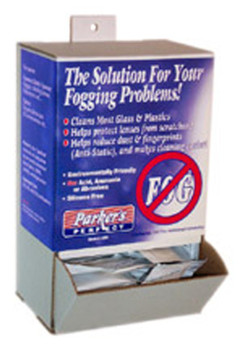 15697 ERB Parkers Anti-fog Wipes Safety Accessories - Eye Accessories