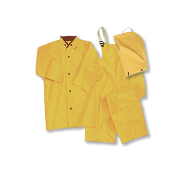 14349 ERB 4035 Non-ANSI Rainsuit 3pc Small Safety Apparel