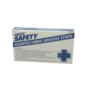 15486 ERB Adhesive Strips Assorted First Aid