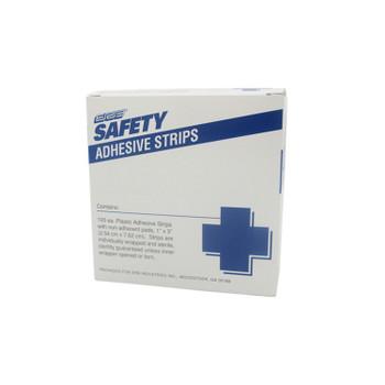 15487 ERB Adhesive Strips 1x3 First Aid