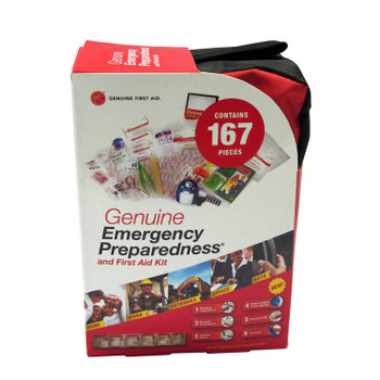 17140 ERB Preparedness and First Aid Kit First Aid