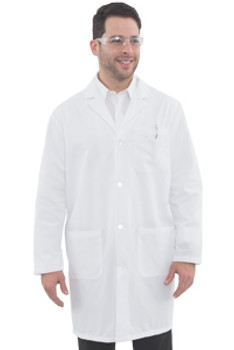 82533 ERB L2 Male Lab Coat M Safety Apparel