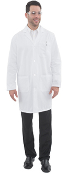 82538 ERB L2 Male Lab Coat 4X Safety Apparel