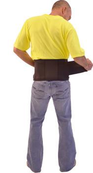 """12140 ERB Economy No Suspenders Medium 33-37"""" Safety Apparel"""