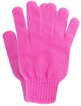 21331 ERB Ladies Pink Knit MD Gloves