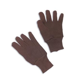 14430 ERB Brown Jersey Gloves
