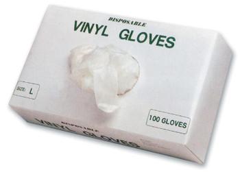 14425 ERB Disposable Vinyl Glove XL Gloves