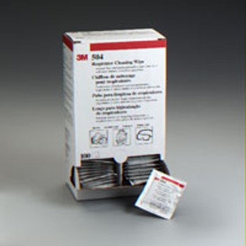 3M 504 Cleaning Wipes 13595