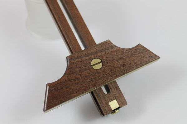 "6"" Walnut Marking Gauge"
