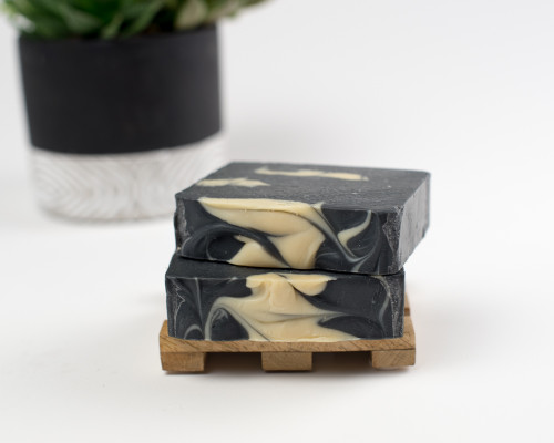 Black Pearl Facial Soap