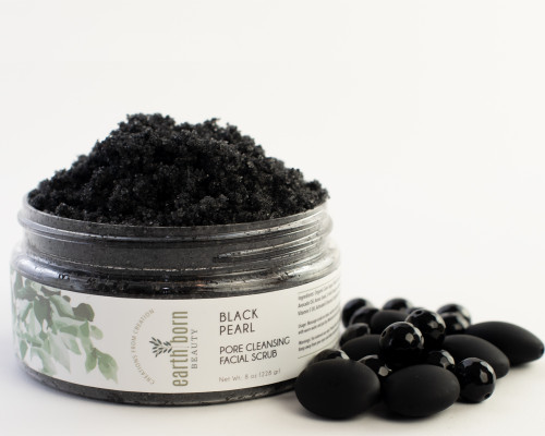 Black Pearl Pore Cleansing Facial Scrub