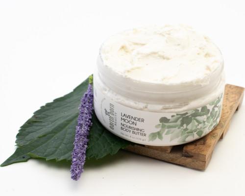 Lavender Moon Nourishing Body Butter